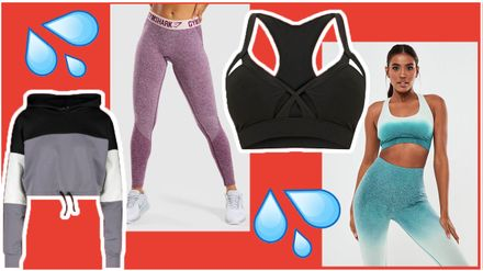 workout clothes that'll motivate you to go to the gym