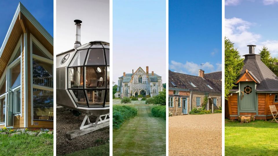 22 Of The Dreamiest Airbnbs Right Here In The UK