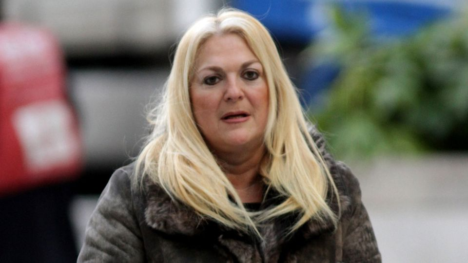 Vanessa Feltz shows off incredible 3st weight loss and WOW