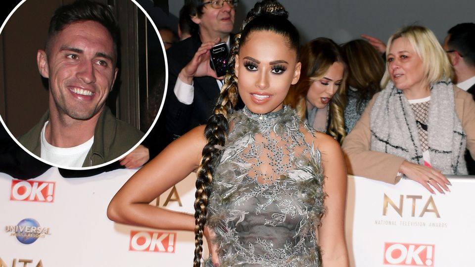 Amber Gill makes dig at Greg O'Shea as she calls herself 'first solo Love Island winner'