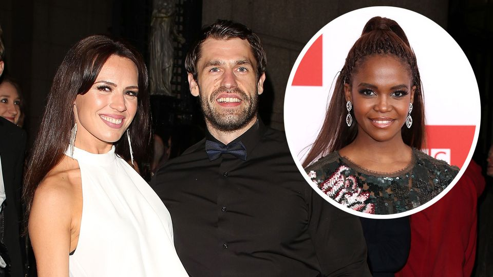 Kelvin Fletcher unfollowed by wife following late night cocktails with Oti Mabuse