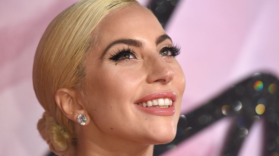 Lady Gaga Rocks Bleached Brows For One Of Her Riskiest Looks Yet