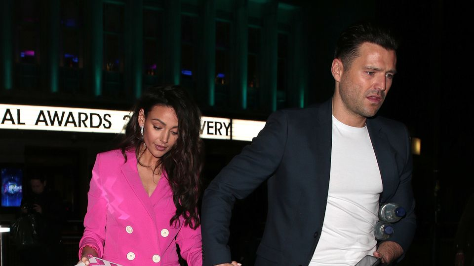Mark Wright and Michelle Keegan: 'We'll never escape the Wrights now'