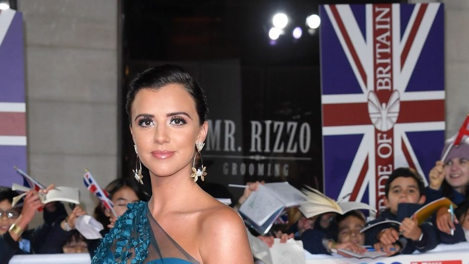 Pregnant Lucy Mecklenburgh instructed to 'rest' by doctors
