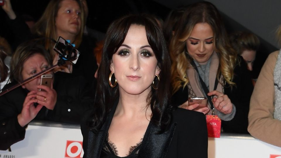 Natalie Cassidy reveals 'three step' weight-loss plan