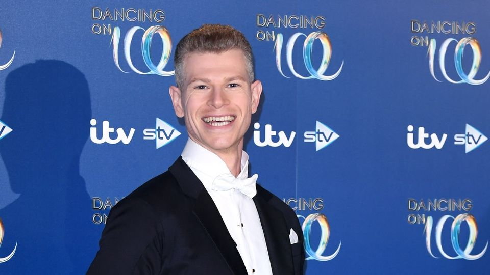 Hamish Gaman PULLS OUT of Dancing On Ice