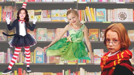 Easy Diy Costume Ideas For World Book Day 2020 Closer