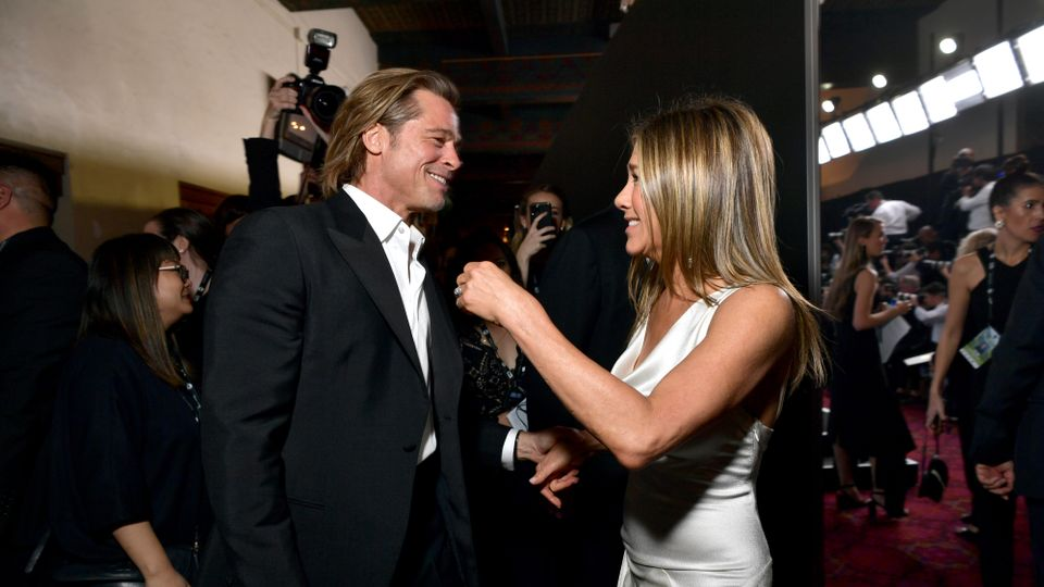 Inside Brad Pitt and Jennifer Aniston's post-Oscars getaway