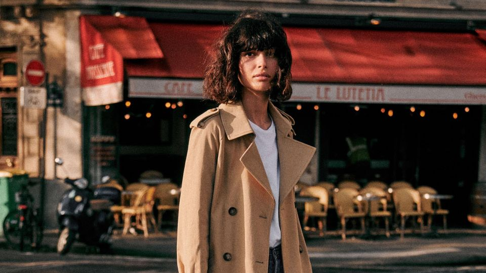This £210 Trench Coat Originally Had A 10,000 Waiting List – Now, It's Back In Stock
