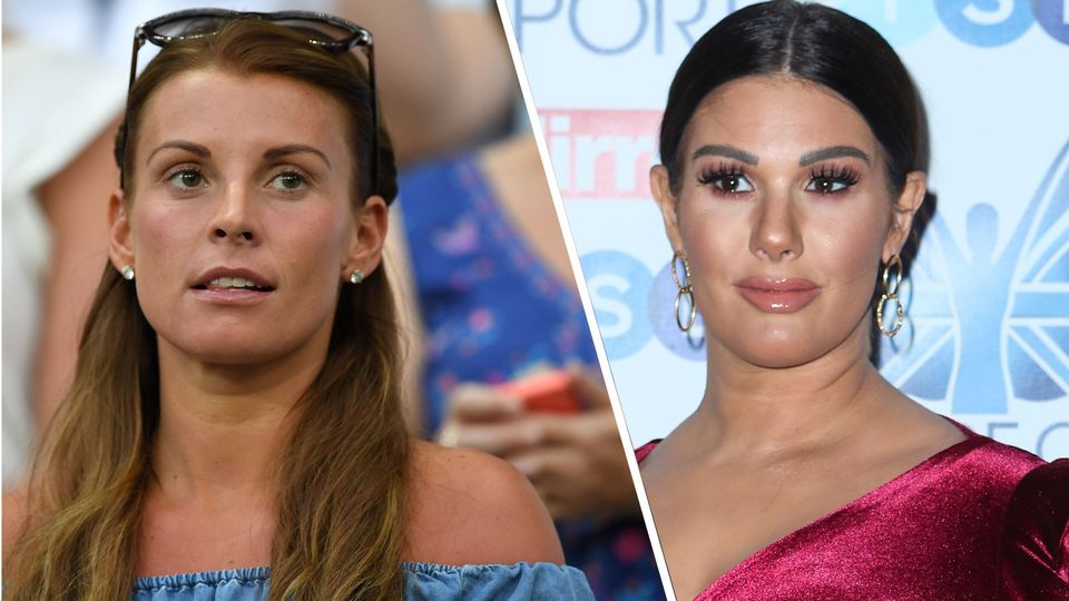 Coleen Rooney's relief as Rebekah Vardy's outburst is slammed