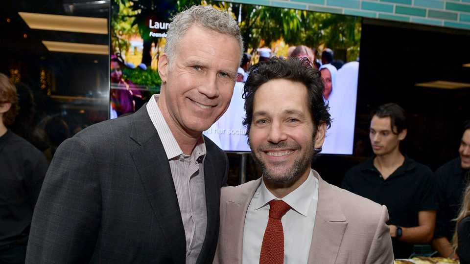 Paul Rudd And Will Ferrell Starring In TV Comedy The Shrink Next Door