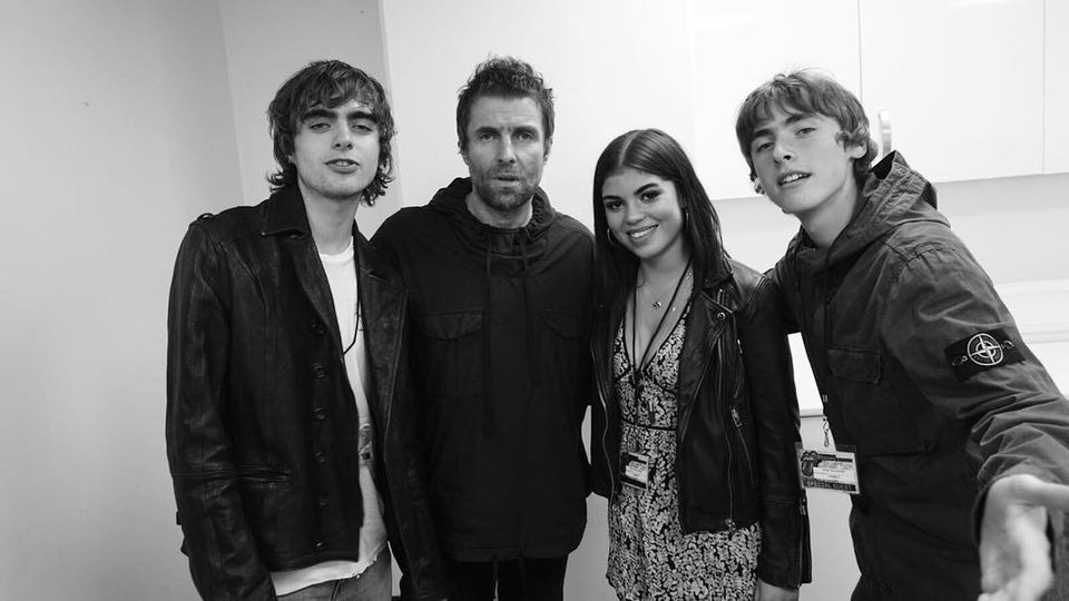 Liam Gallagher Says He's 'So Proud' Of Daughter Molly Moorish