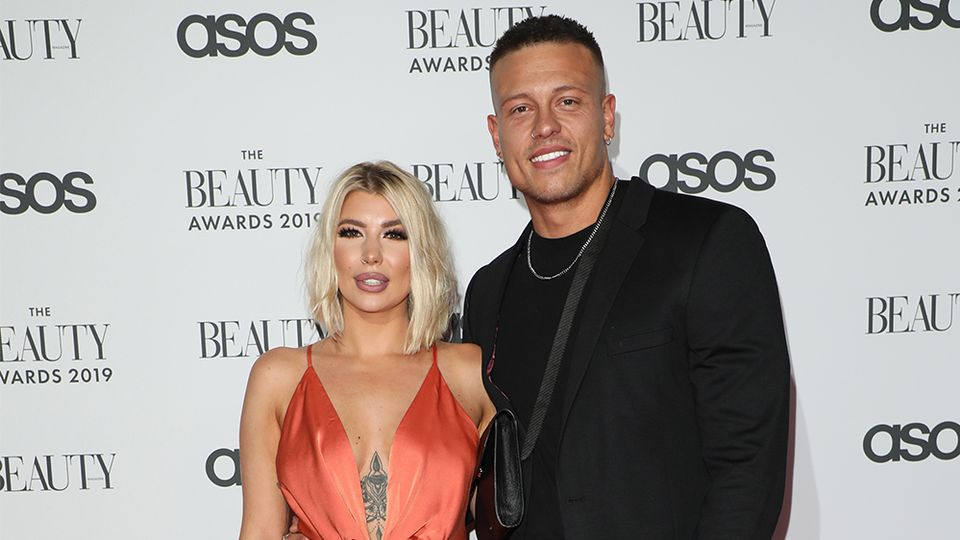 Alex Bowen and Olivia Buckland reveal JAW DROPPING new sofa