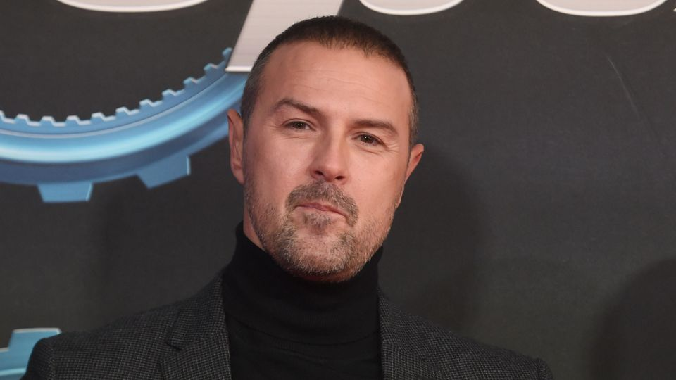 Paddy McGuinness shows off 3st weight gain and admits he 'feels better' heavier