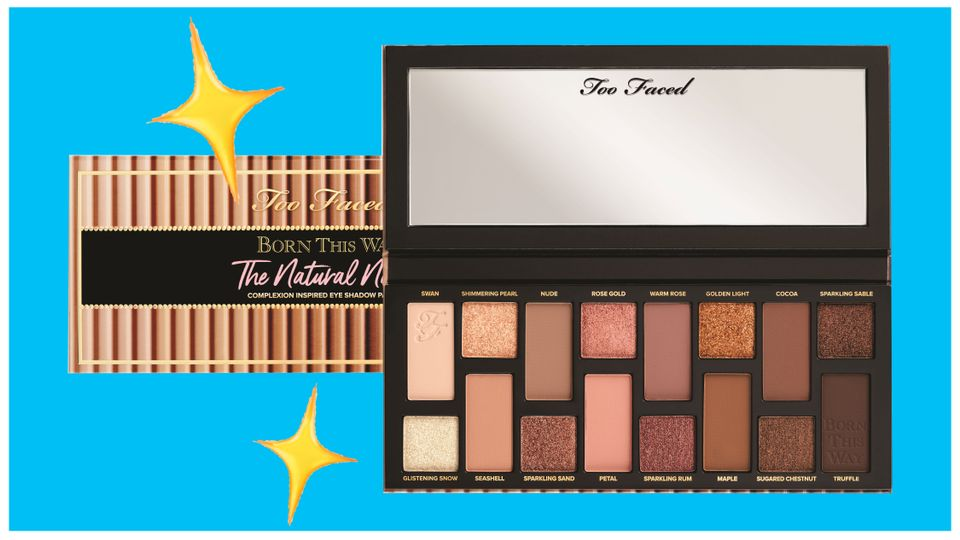 Too Faced Launch Gorgeous New Palette And We Want It Now Tbh Hair Amp Beauty Heat