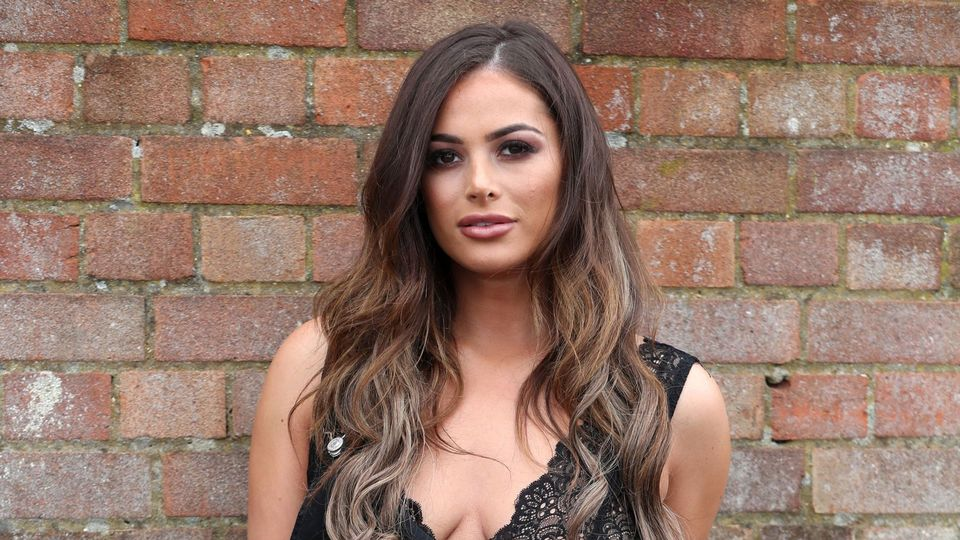 TOWIE's Courtney Green's iconic response to 'no job' jibe