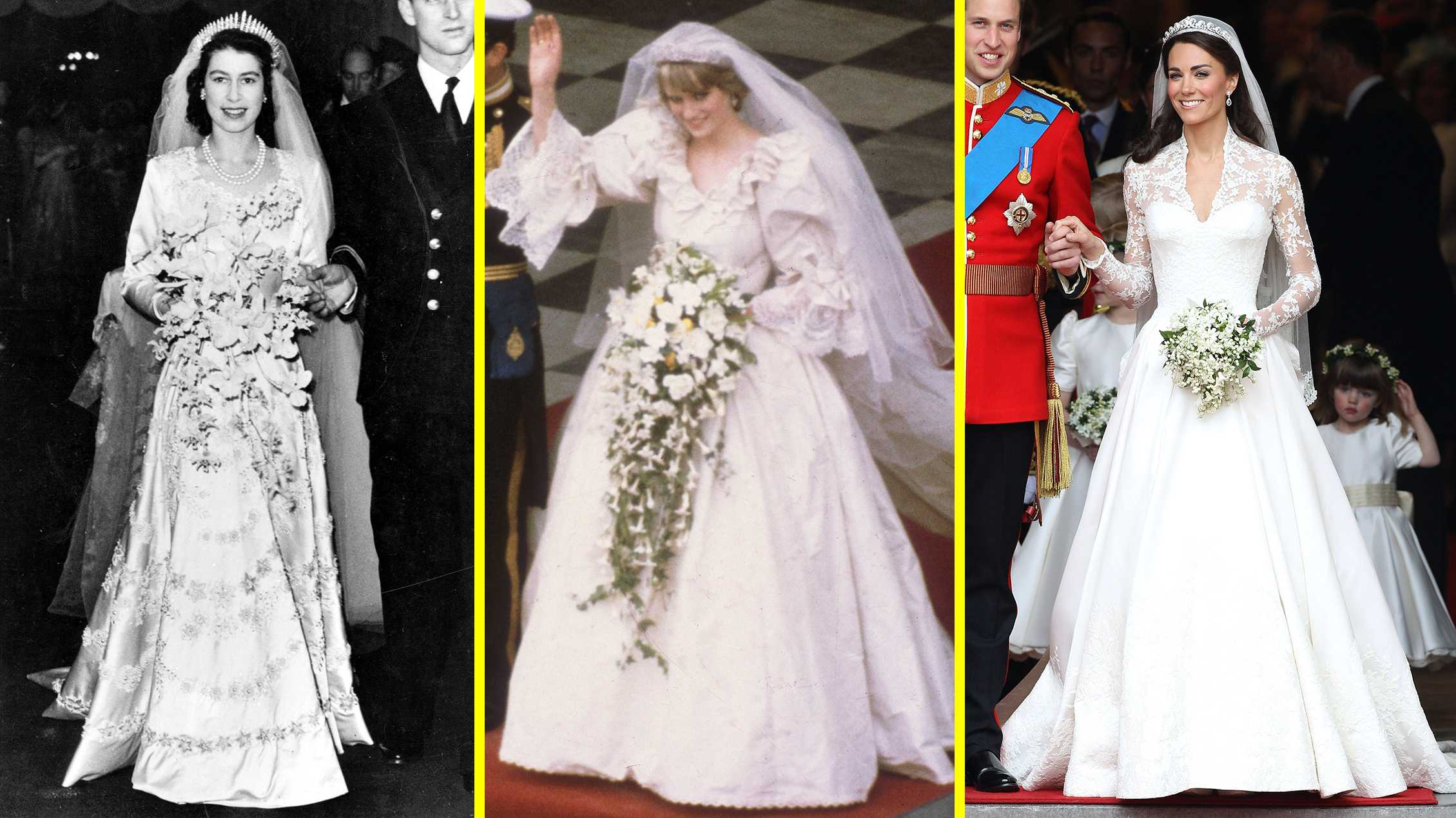 Royal Bridal Style Evolution From Queen Victoria To Princess