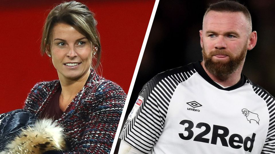 Coleen Rooney: 'Wayne's ready to be a dad again'