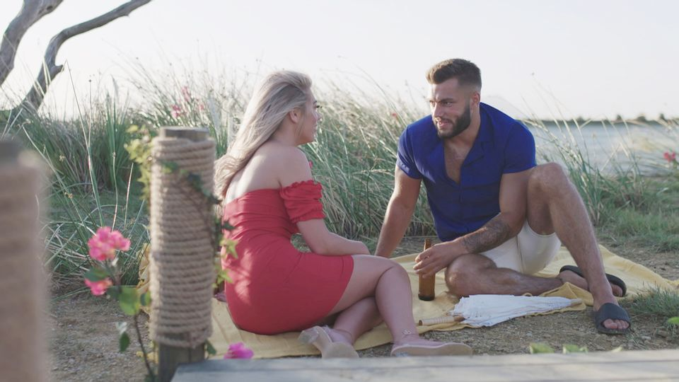 Love Island: did Finn Tapp just confirm he did bits with Paige Turley in the villa?