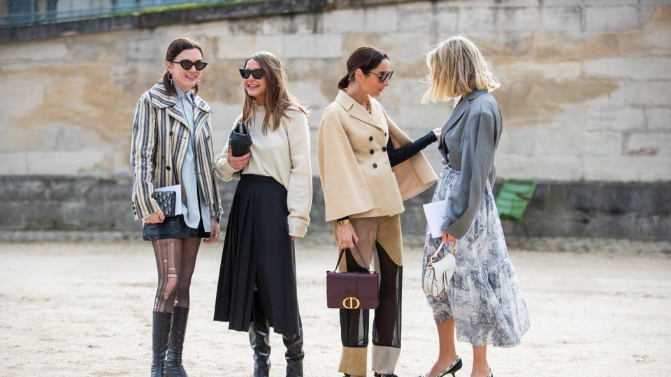 These Are The Best Street-Style Looks From Paris Fashion Week