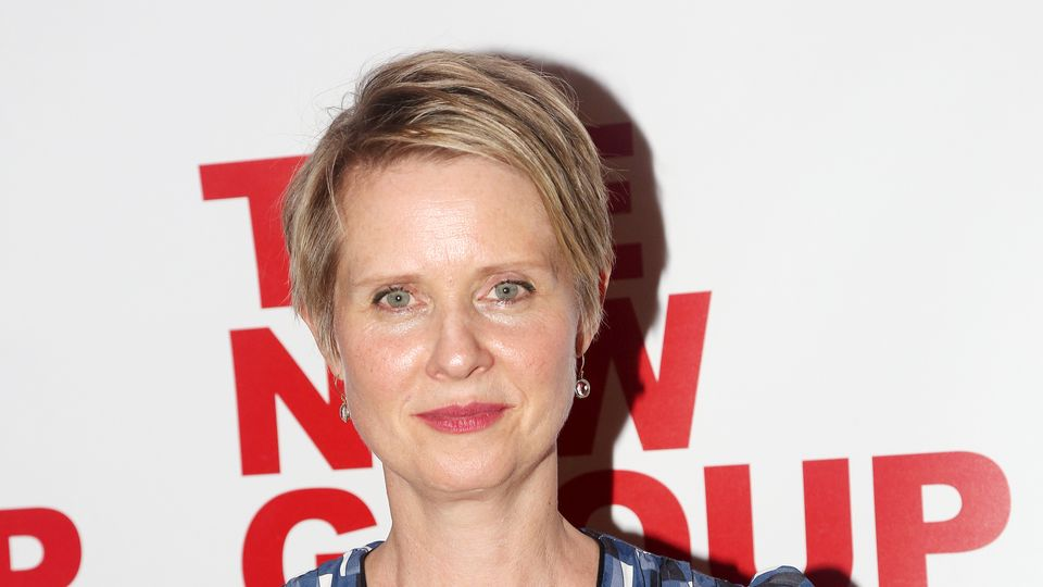 The Viral Video Starring Cynthia Nixon Everyone's Talking About