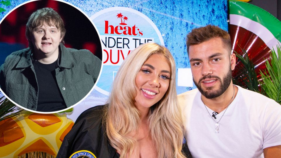 EXCLUSIVE: Love Island's Paige Turley on that Lewis Capaldi BRITs speech