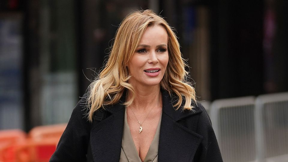 Amanda Holden slammed for giving 'irresponsible' Coronavirus advice to fans