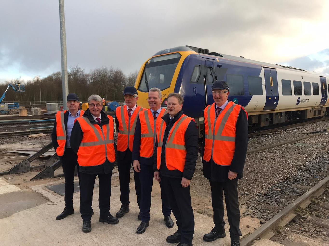 Plan for Northern rail 'in 100 days' as Government takes control