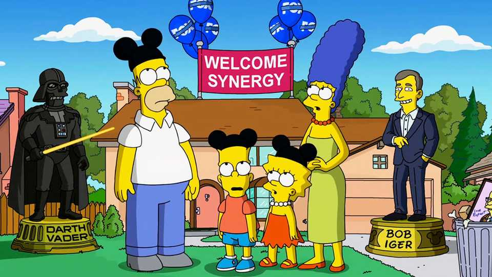 The Simpsons Looks Set For Disney+ In The UK After All