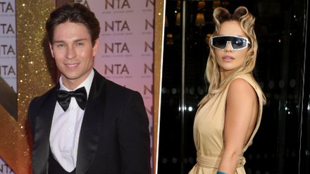 Joey Essex And Rita Ora Spark Romance Rumours After He Spends The Night At Her Flat Celebrity Heat