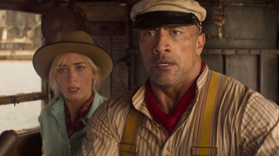 Jungle Cruise Trailer: Emily Blunt And Dwayne Johnson Are On An Amazonian  Adventure | Movies | Empire
