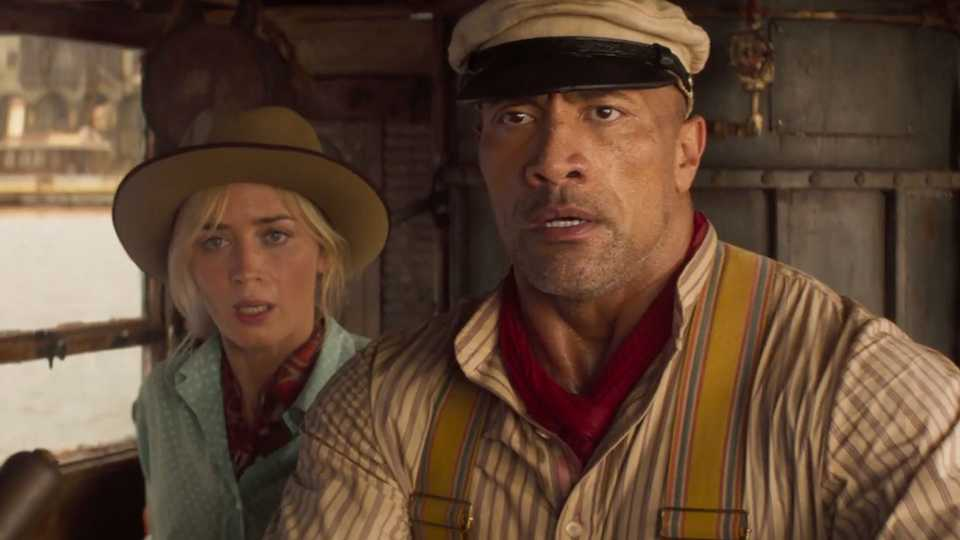 Jungle Cruise Trailer: Emily Blunt And Dwayne Johnson Are On An Amazonian Adventure