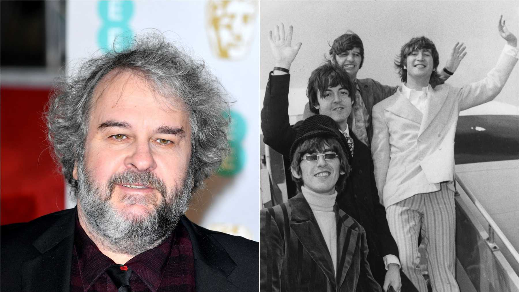 Peter Jackson, The Beatles