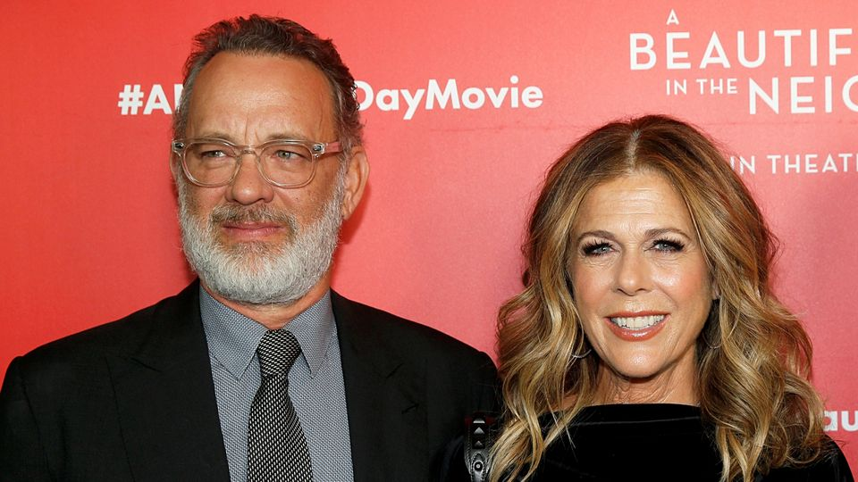 Coronavirus: Tom Hanks And His Wife Rita Wilson Arrive Home In LA After Recovering From Covid-19