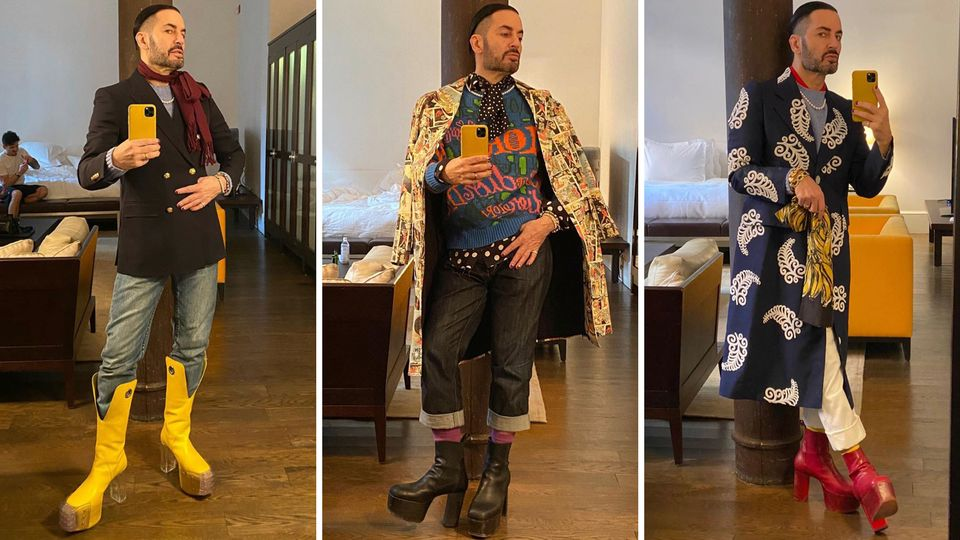 Marc Jacobs Is On A One Man Mission To Make Us All Smile – It's Proof That We Should Dress With Feeling