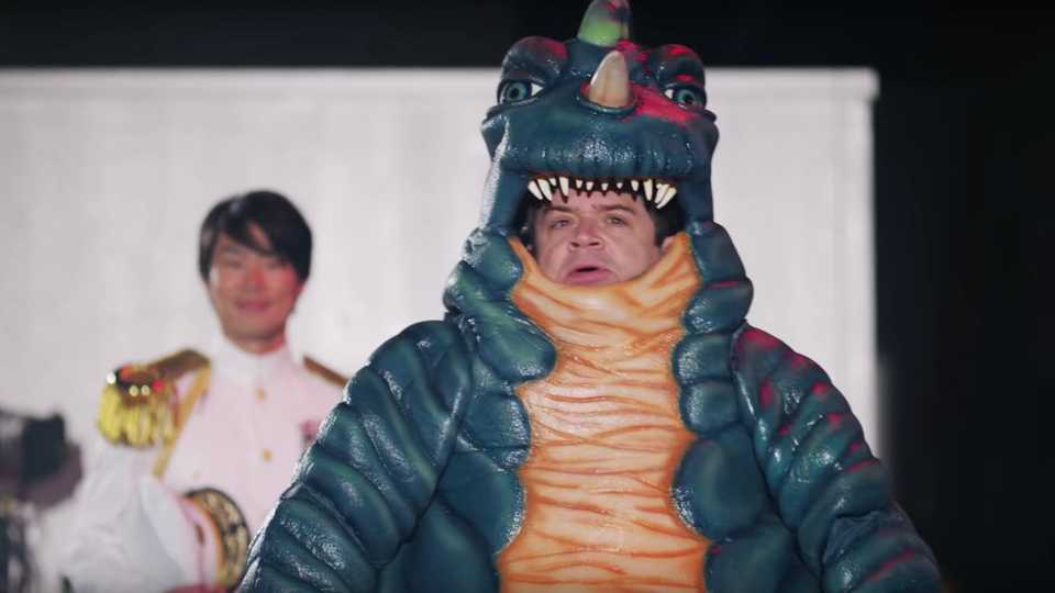 Michael Giacchino's Godzilla-flavoured Comedy Short Monster Challenge Available To Watch Online