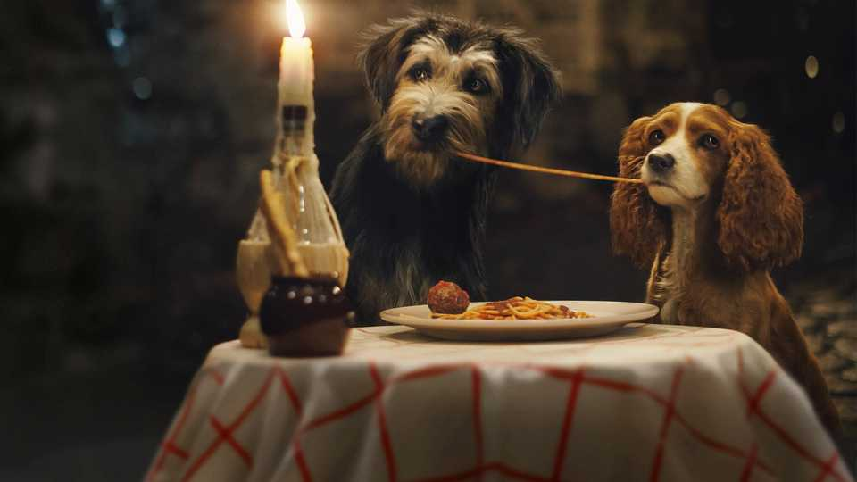 Lady And The Tramp (2020) Review
