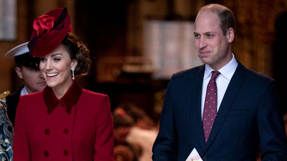 Prince William And Kate Middleton Urge Nation To Look After Mental Health