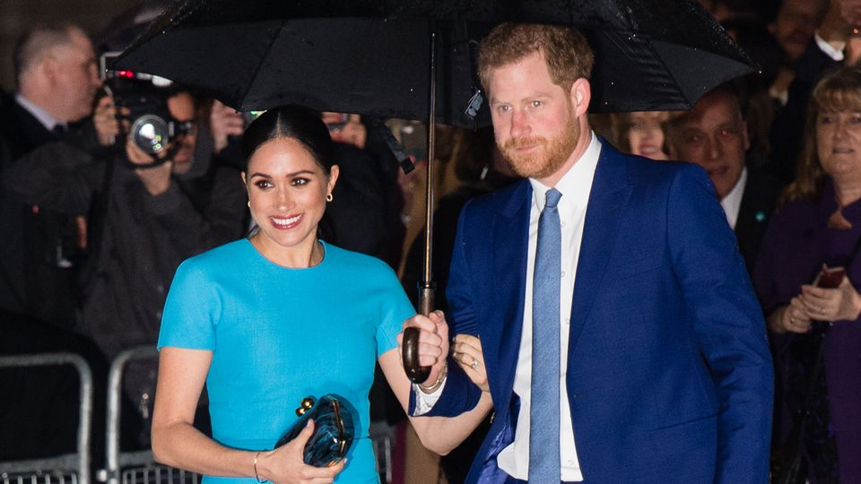 Trump Refuses To Pay For Harry And Meghan's Security Following Their Move To California