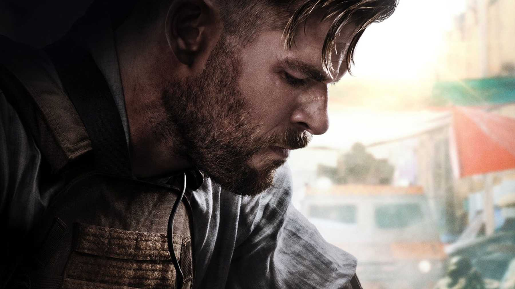 Extraction Poster Chris Hemsworth Stars In Russo Brothers Produced Thriller Movies Empire