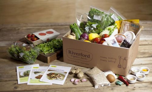 Healthy Meal Kits To Your Door - Grazia