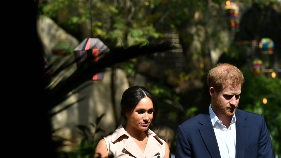 Harry And Meghan Say Farewell On Eve Of Official Retirement As Senior Royals