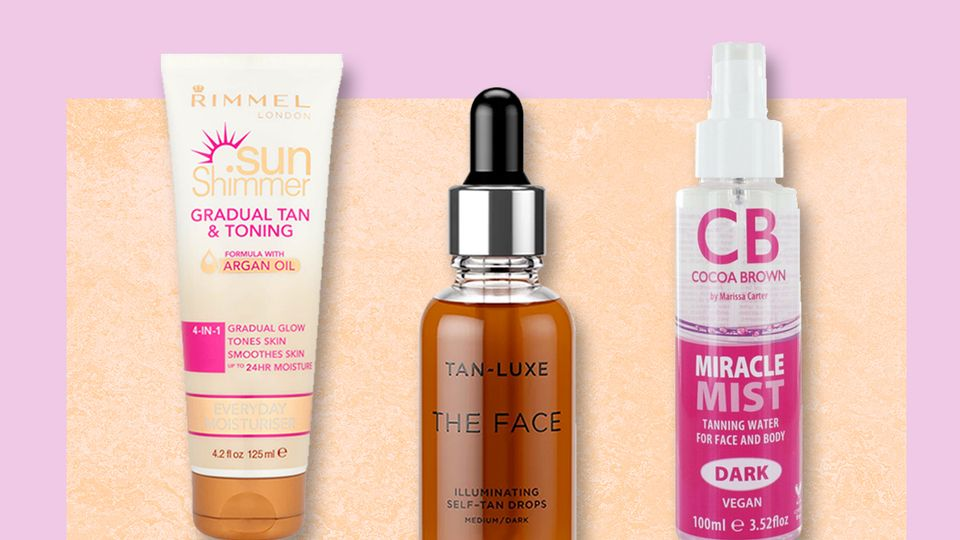 The Best Face Tanners That Ll Leave You Bronzed And Babein Shopping Heat