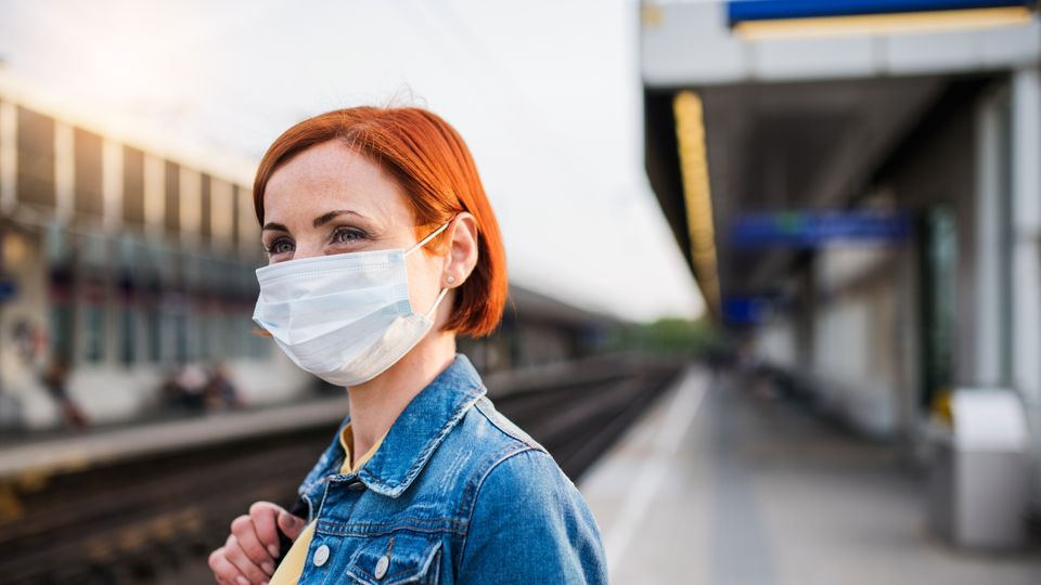 Coronavirus: Does New Research Mean I Should Be Wearing A Face Mask?