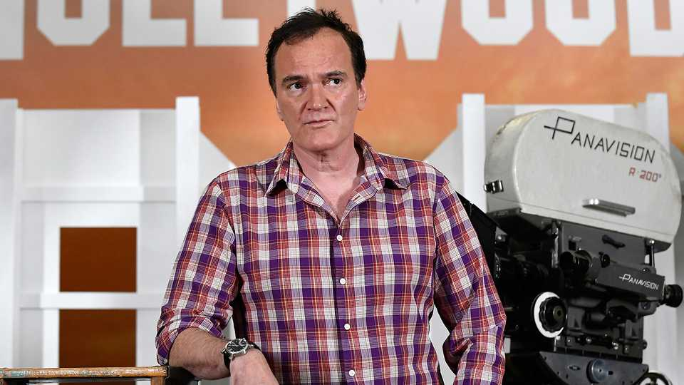 EMPIRE 30: Quentin Tarantino Answers Your Questions