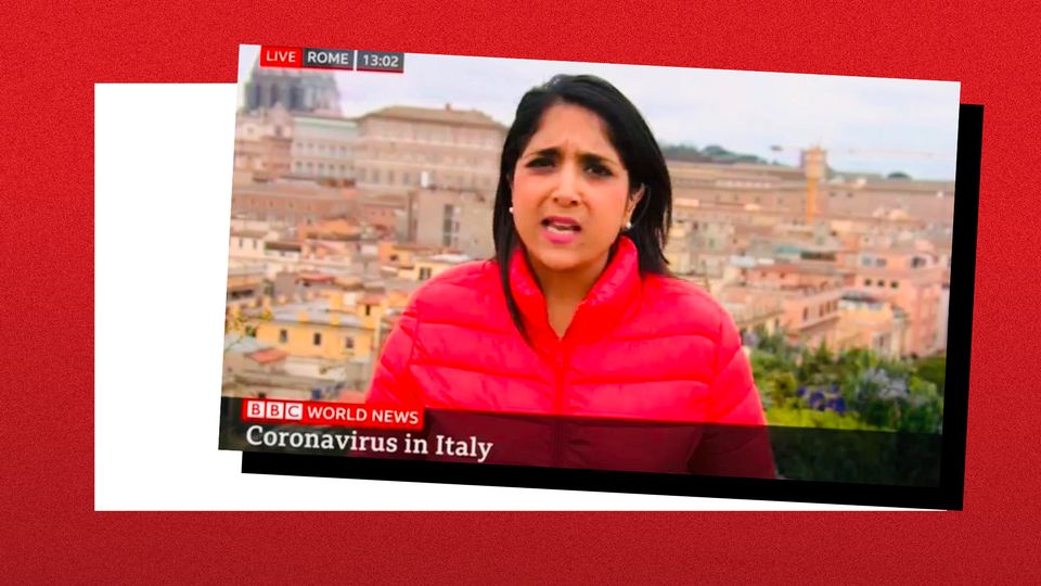 'Broadcasting The Daily Death Toll Was The Worst Moment Of Each Day' - Sima Kotecha On Covering Coronavirus In Italy