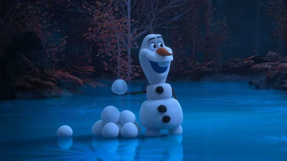 Disney Launches Olaf Digital Series Featuring The Frozen Favourite