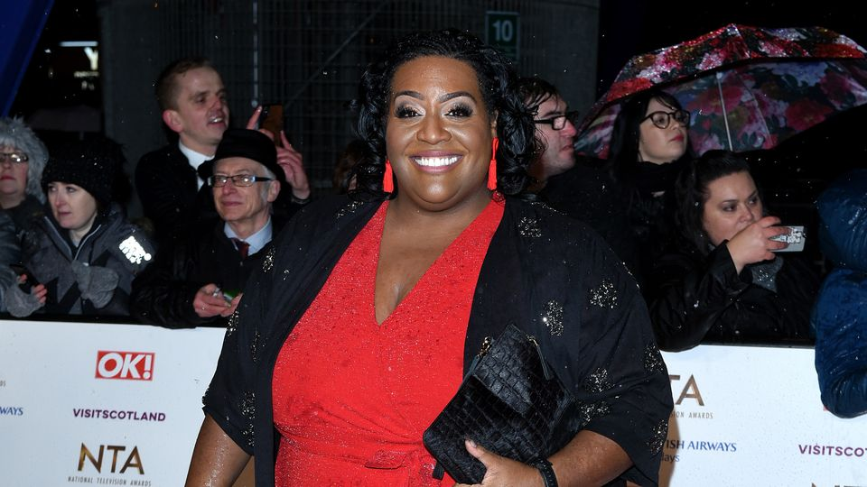 Alison Hammond gives fans a rare glimpse of her son in hilarious TikTok