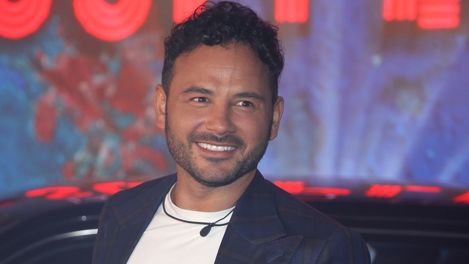Ryan Thomas finally introduces daughter Scarlett to newborn baby brother