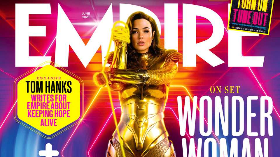 Empire Issue Preview: Wonder Woman 1984, Candyman, Tom Hanks, Gladiator